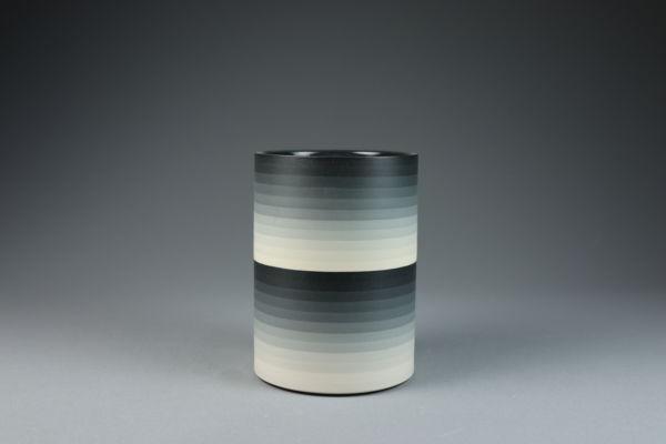 OPverse 12. Cylindrical Form. D11.6 cm x H16 cm. 2019