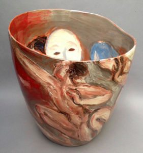 Romeo and Juliette 3. Large vessel. SOLD