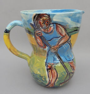 Raking. Jug. SOLD