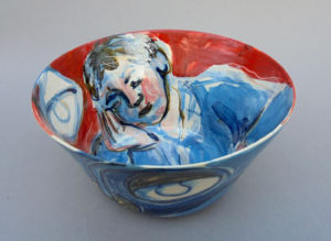 Reader 2. Bowl. SOLD