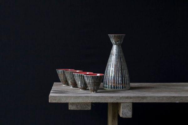 Sake Set. SOLD