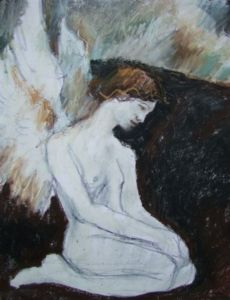 Figure Oil Sketch No16. 32 x 47 cm. SOLD