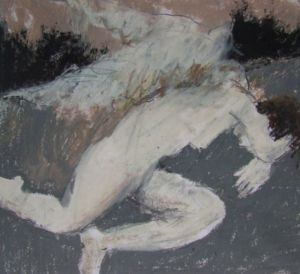 Figure Oil Sketch No.18. 33 x 30 cm. SOLD