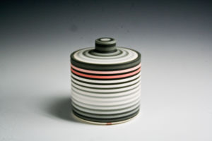 Reversible Lidded Box. SOLD