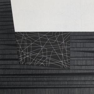 Making Tracks. Linocut. SOLD